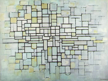 Composition in Line and Colour (1913)