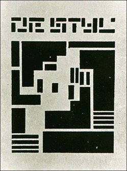 De Stijl - First Cover (1917)